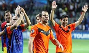 Shakhter Karagandy 2-0 Celtic (Play-offs)