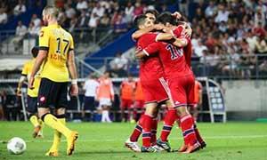 Sochaux 1-3 Lyon