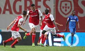 Sporting Braga 2-1 Belenenses