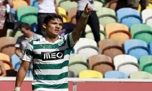 Sporting CP 5-1 Arouca