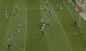 Sporting Braga 2-3 West Ham United