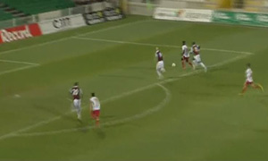 Sporting Braga 1-0 West Ham United