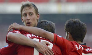 Stuttgart 0-1 Bayer Leverkusen