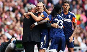 Sunderland 0-1 Fulham