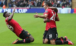 Swansea City 1-4 Manchester United