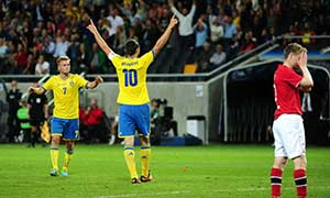 Sweden 4-2 Norway
