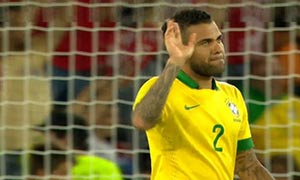 Switzerland 1-0 Brazil