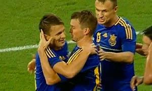 Ukraine 2-0 Israel