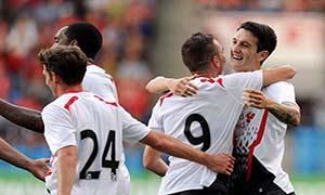 Valerenga 1-4 Liverpool