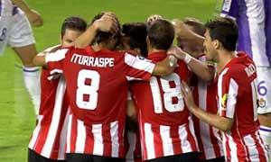Valladolid 1-2 Athletic Bilbao