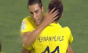 Villarreal 2-0 Fiorentina