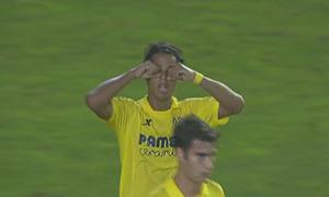 Villarreal 2-1 Valladolid
