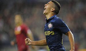 Waregem 0-3 PSV Eindhoven (3rd Qualification)