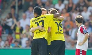 Wilhelmshaven 0-3 Borussia Dortmund