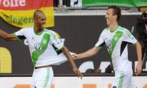 Wolfsburg 4-0 Schalke