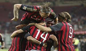 AC Milan 1-0 Sampdoria