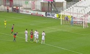 Ajaccio 1-1 Montpellier