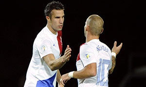 Andorra 0-2 Netherlands