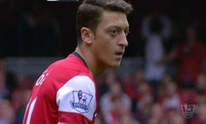 Arsenal 3-1 Stoke City