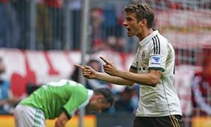 Bayern Munich 1-0 Wolfsburg