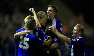 Birmingham City 3-1 Swansea City