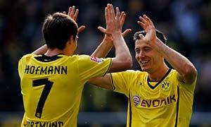 Borussia Dortmund 5-0 Freiburg