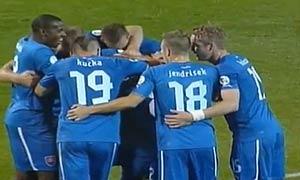 Bosnia-Herzegovina 0-1 Slovakia