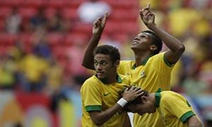 Brazil 6-0 Australia