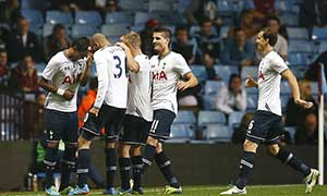 Aston Villa 0-4 Tottenham Hotspur