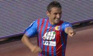 Catania 2-0 Chievo