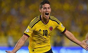 Colombia 1-0 Ecuador