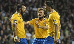 Copenhagen 1-1 Juventus