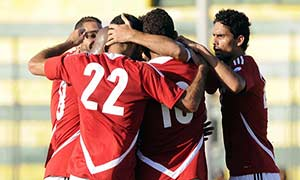 Egypt 4-2 Guinea