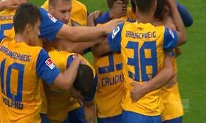 Eintracht Braunschweig 1-1 Nurnberg