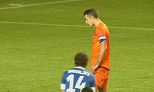Estonia 2-2 Netherlands