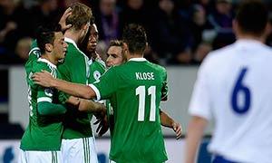 Faroe Islands 0-3 Germany