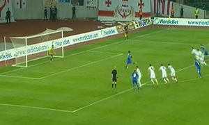 Georgia 0-1 Finland