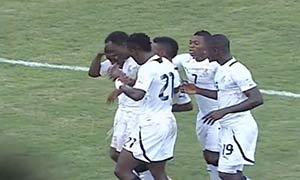 Ghana 2-1 Zambia