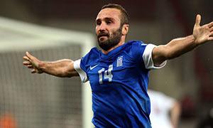 Greece 1-0 Latvia