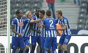Hertha Berlin 3-1 Mainz