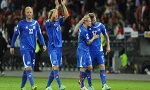 Iceland 2-1 Albania