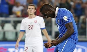 Italy 2-1 Czech Republic