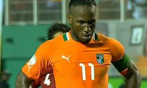Ivory Coast 1-1 Morocco