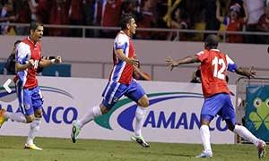Jamaica 1-1 Costa Rica