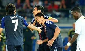 Japan 3-1 Ghana