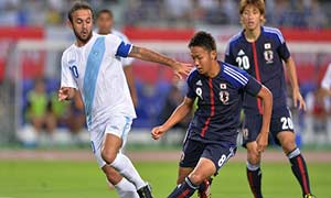 Japan 3-0 Guatemala