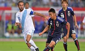 Japan 3-0 Guatemala