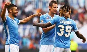 Lazio 3-0 Chievo