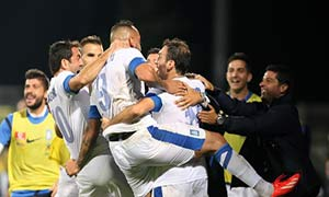 Liechtenstein 0-1 Greece