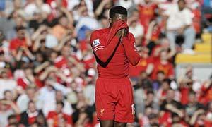 Liverpool 0-1 Southampton